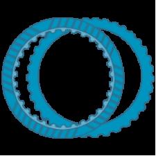 Стальные и фрикционные диски 3L30 (TH180, TH180C)
