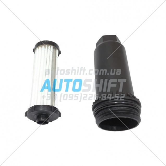 Фильтр масляный наружный АКПП DCT450 MPS6 DCT470 SPS6 7M5R6C631AD 31256837 1589089