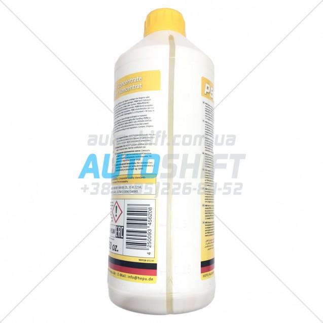 Антифриз Hepu P999 G11 концентрат охлаждающей жидкости желтый