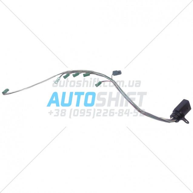 Внутренняя проводка под датчики скорости и давления, штекер на 8 пинов АКПП AW TR-60SN 09D 09D927363D Б/У