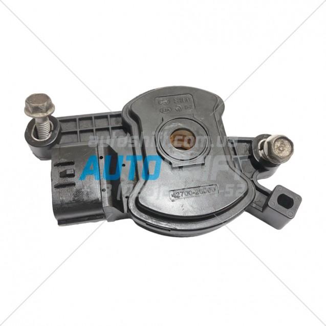 Селектор АКПП A6GF1 Elantra 11 (2012) 4270026000 Б/У