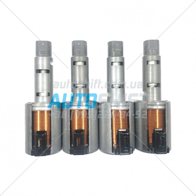 Комплект соленоидов АКПП JF015E