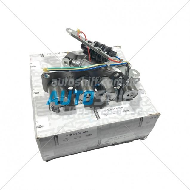Комплект соленоидов АКПП RE4F04B RE4F04V 31940-3AX0A 31940-85X05 31940-85X01 31940-3AX03