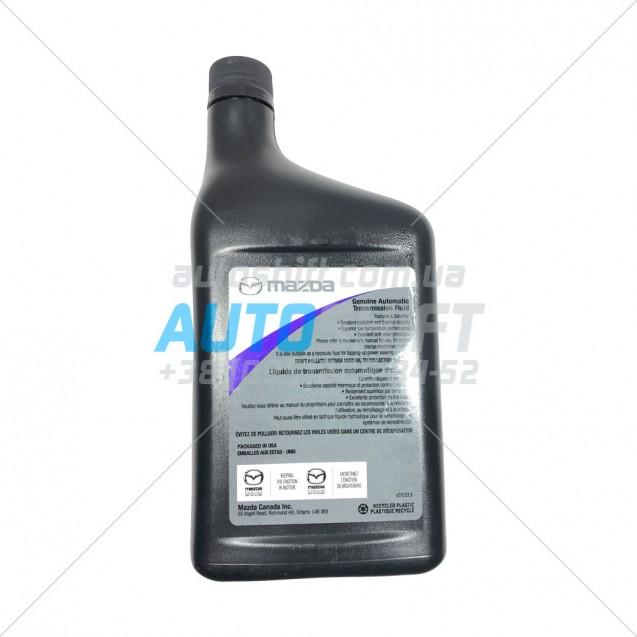 Трансмиссионное масло Mazda ATF FZ (Канада) 1л (000023ATFFZ)