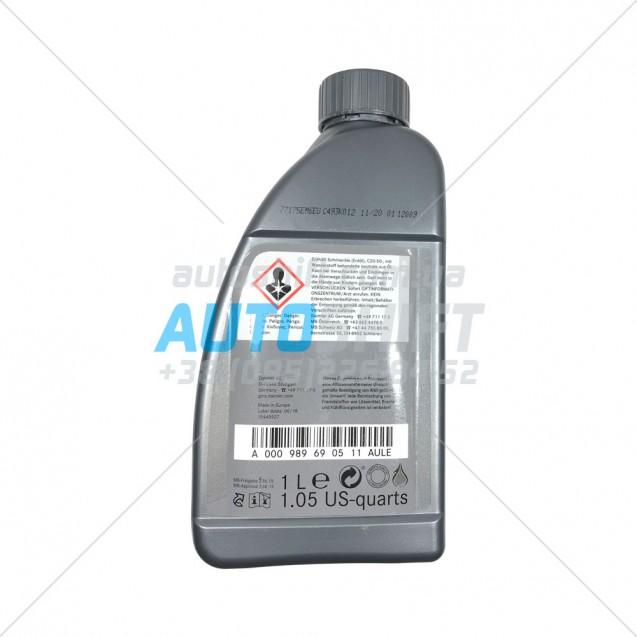 Трансмиссионное масло Mercedes-benz MB 236.15 A0019897703BAA6 1л