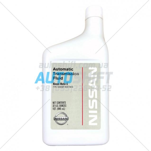 Масло для АКПП NISSAN ATF Matic-S 1L