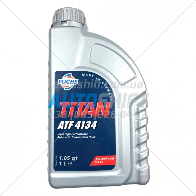 Масло для АКПП TITAN ATF 4134 1L