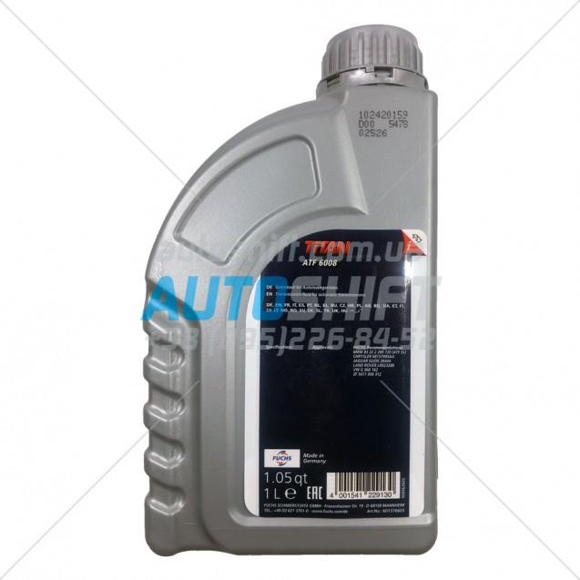 Масло для АКПП TITAN ATF 6008 ZF LIFEGUARD 8 ЗЕЛЕНОЕ S671090312
