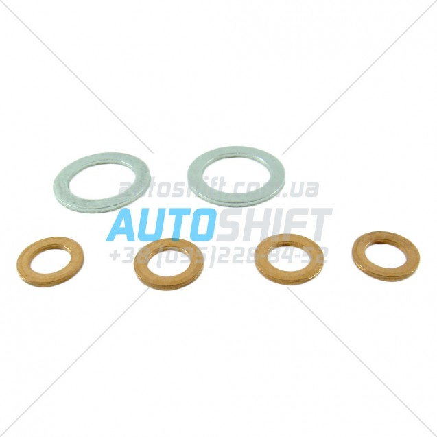 Комплект шайб АКПП DQ200, 0AM, 0CW (DSG 7) A-SUK-0AM-WS
