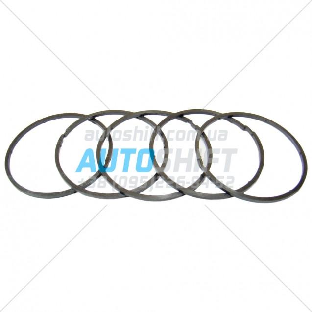 Комплект тефлоновых колец АКПП DCT450 MPS6 DCT470 SPS6 09-12