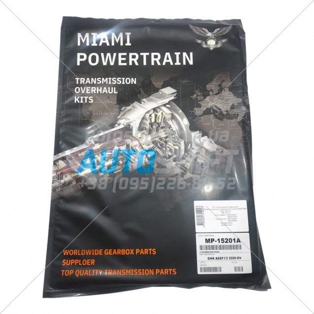 Комплект прокладок и резиновых уплотнений АКПП A6GF1 MP-15201A