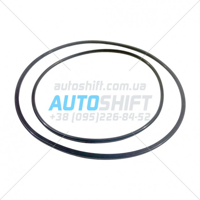 Уплотнительные кольца поршня пакета Underdrive АКПП A6MF1 456113B601 456123B601