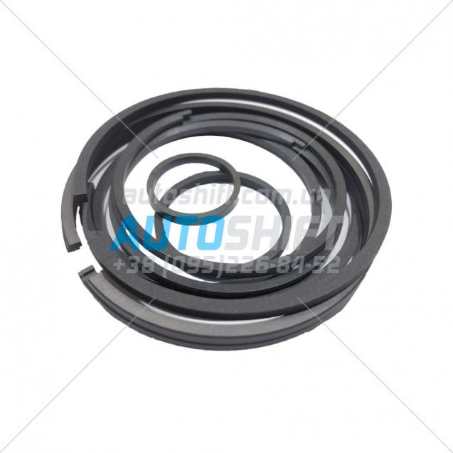 Комплект тефлоновых колец АКПП U140 U150 U240 TRANSTEC 3451
