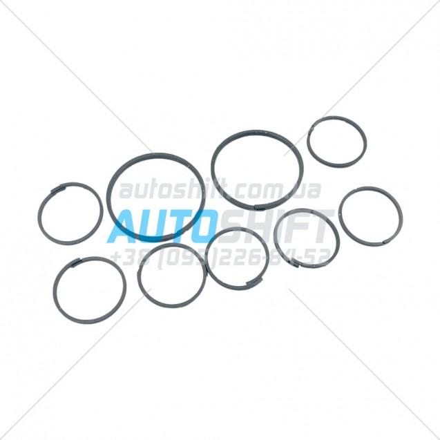 Комплект тефлоновых колец АКПП ZF 8HP55 8HP70 218610B