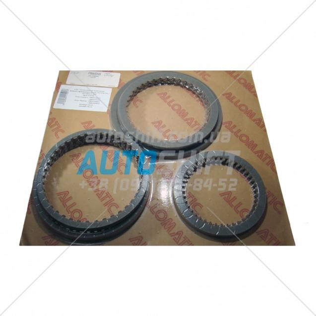 Комплект фрикционных дисков АКПП AW TR60-SN 09D FRMAISIN08