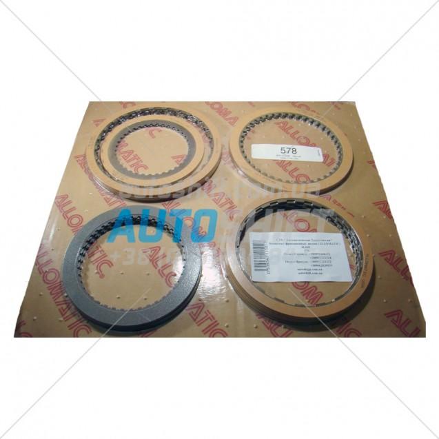 Комплект фрикционных дисков АКПП 4L60E 578