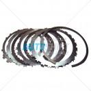 Комплект дисков пакета сцепления 1-2-3-4 Cruze 2.0L АКПП 6T30E