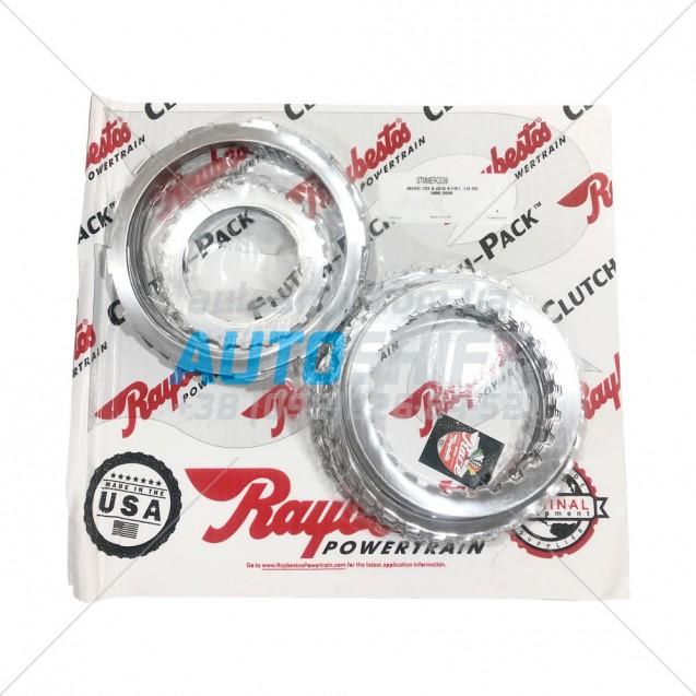 Комплект стальных дисков АКПП 722.6 STMMERCE09 RAYBESTOS
