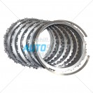 Комплект сцепления Low/Reverse АКПП A6GF1 Elantra 11 (2012) 4564126600 Б/У