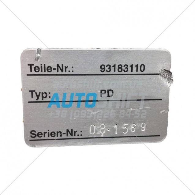 Основной корпус АКПП AWTF-80SC, AWTF-81SC Opel Vectra C 1.9 93183110 081569