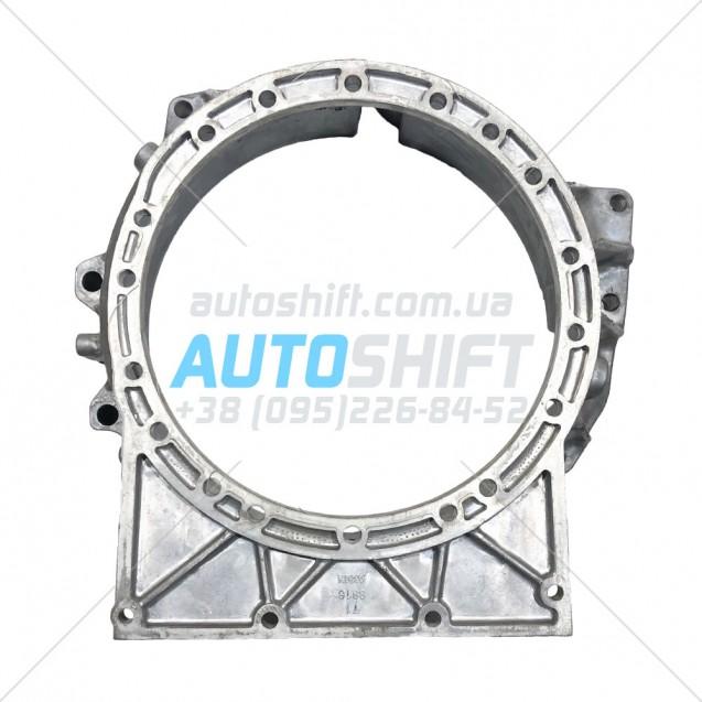 Передний корпус АКПП 09D VW Toureg 3.6 09D300038 HZW 09D321107