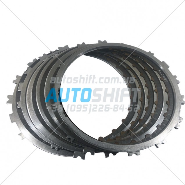 Комплект дисков B1 Brake АКПП 0C8 (TR-80SD) Б/У