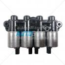 Комплект соленоидов 2-ой генерации АКПП DQ200 0AM 0CW (DSG 7) Б/У