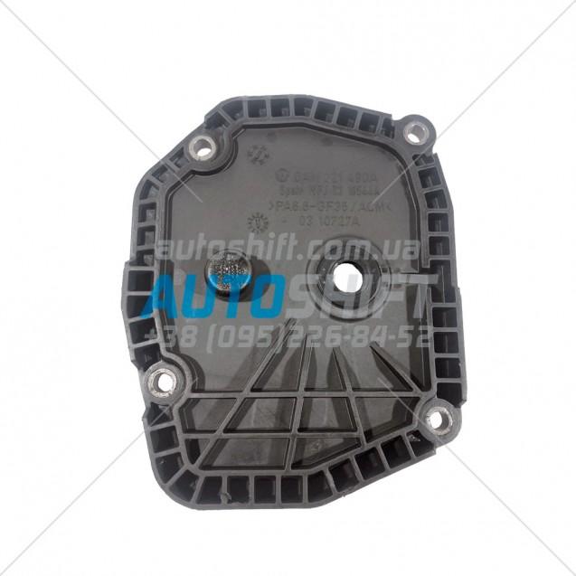 Крышка корпуса АКПП DQ200 0AM 0CW (DSG 7) Б/У