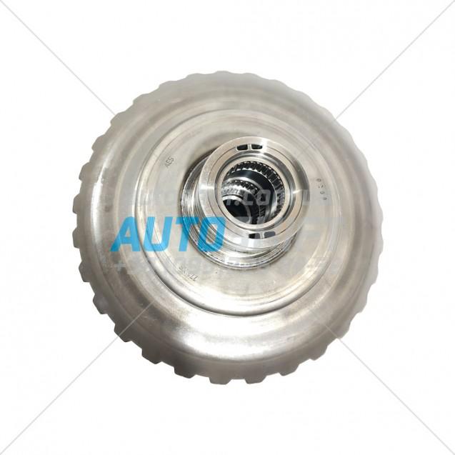 Многодисковое мокрое сцепление в сборе АКПП DQ250E 02E 02E398029A Б/У