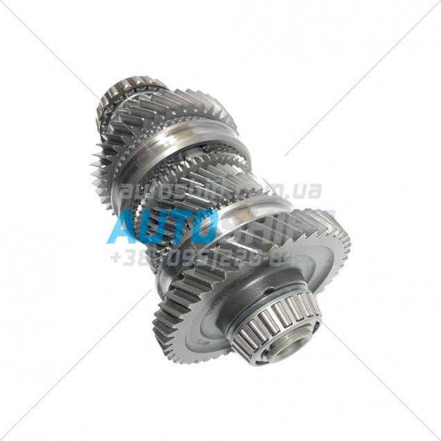 Вал 1-2-3-4 передач АКПП DQ250E 02E Б/У