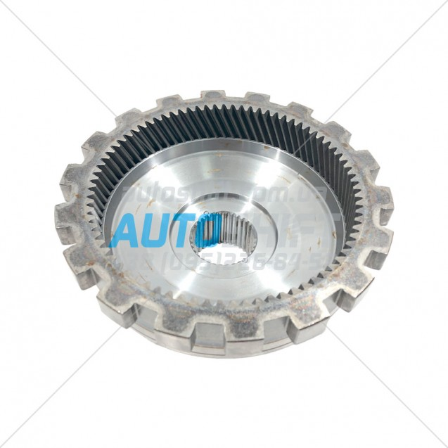 Gear and Support Reaction Intl АКПП 4L60E 4L65E 24233619 24228891 24225931 Б/У DS2021