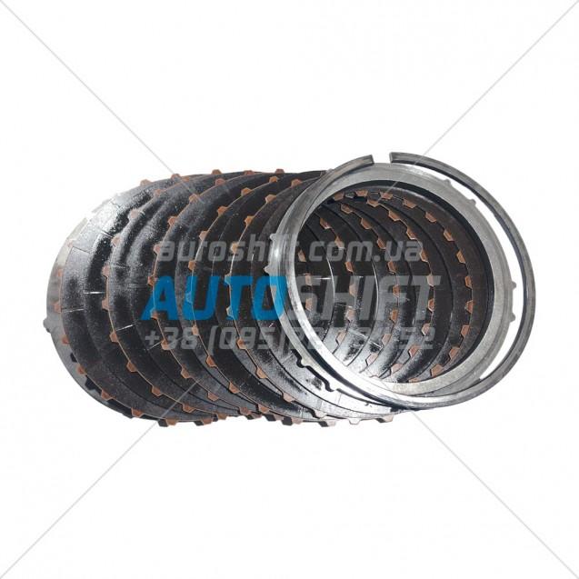 Сцепление 2nd Clutch в сборе АКПП 5L40E Б/У