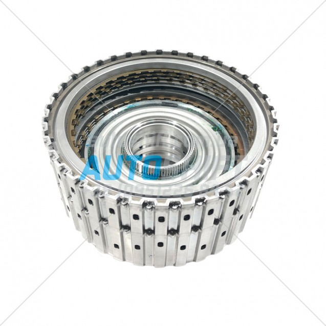 1-2-3-4 and 3-5-R CL АКПП 6L45E BMW 319-06-7182 07J7208ZXQ