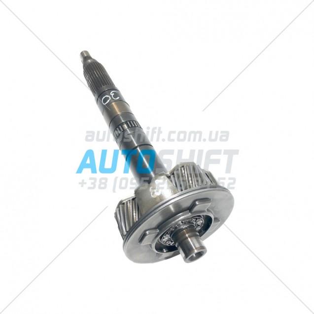 Планетарная передача с валом АКПП 722.6 CNTRPLNT722602