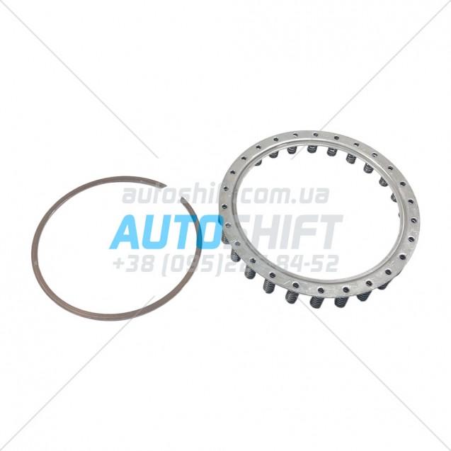 Стопор и возвратная пружина Underdrive piston АКПП A6LF1 A6LF2 A6LF3 09-up 456243B000 456163B001 Б/У