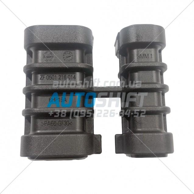 Адаптер рамка АКПП ZF 6HP19A 0501216014 Б/У