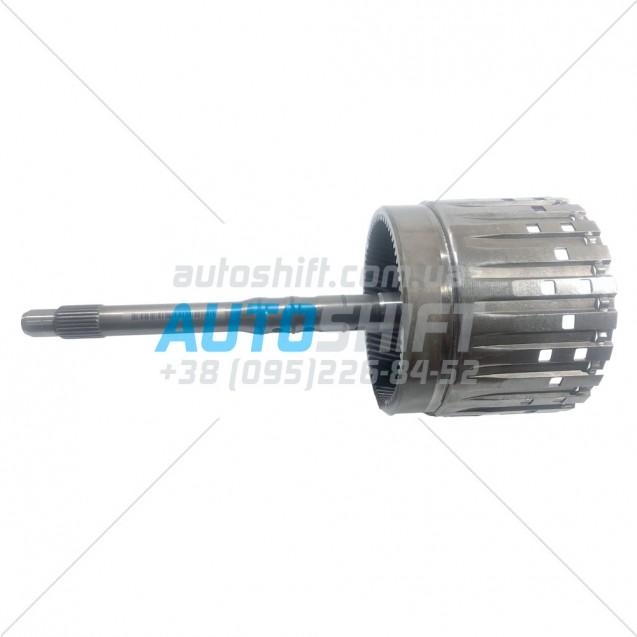 Вал входной с барабаном сцепления Е АКПП ZF 6HP26 1068102314 Б/У